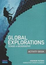 Global Explorations: Stage 4 Geography: Activity Book by Grant Kleeman. - New