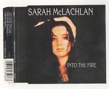 sarah mclachlan - into the fire rare cd single