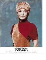 """Jennifer Lien Autograph Hand Signed """"Kes"""" STAR TREK Voyager 8x10 Color Photo COA"""