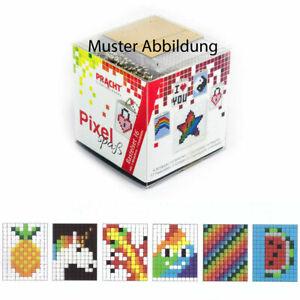 Pixel Spaß Bastel-Set 28 - Schlüsselanhänger 90066-63501 Neu