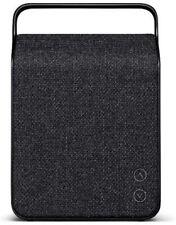 Vifa Oslo Rechargeable Hi-Resolution Bluetooth Portable Speaker - Slate Black