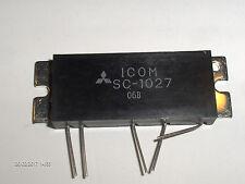 ICOM SC-1027 EQUIV. M57729 FINAL HYBRID 430-450MHz 12,5V 30W FM MOBILE RADIO