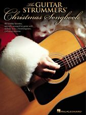 The Guitar Strummers' Christmas Songbook Sheet Music 80 Holiday Favori 000699527