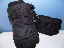 Men's RedHead Winter Hunting Work Gloves Black Size L