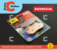 1983 - 1985 HONDA CB 650 SC NIGHTHAWK - FRONT EBC HH RATED SINTERED BRAKE PADS