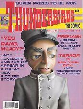 Thunderbirds #9 (8th February 1992) TV21 full colour reprint strips
