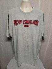 New England College Dad Adult Gray 3XL TShirt