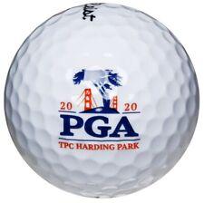 2020 PGA CHAMPIONSHIP (TPC HARDING PARK) Logo - Titleist DT TruSoft - GOLF BALL