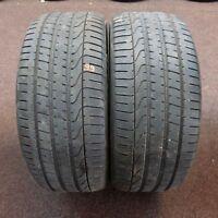 2 x Pirelli P Zero 265/45 R20 104Y N0 Sommerreifen 4516 5mm