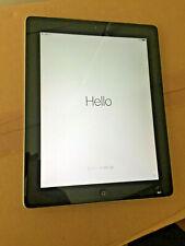 Apple iPad 3rd Gen. 16GB, Wi-Fi + Cellular (Unlocked), 9.7in - Silver/ Black