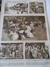 Scenes of Japanese life to-day How the common people are living 1946 Print