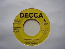 ALAN PARKER: Band Of Angels (Decca)  1972