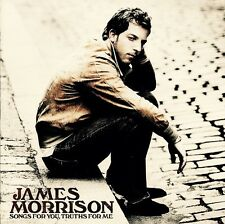 James Morrison: Songs For You, Truths For Me - CD (2008)