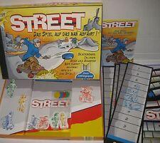 Street - Brettspiel für 2-4 Spieler ab 6 Jahre