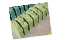 Handmade Soap Loaf Sliced - Cocoa Butter Soap ~ 2lb Soap * Cucumber melon