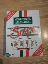 SCOPA Traditional Italian Card Game Outset Games 100% Complete