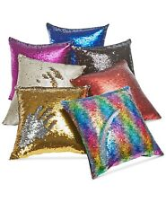 "Hallmart Collectibles Mermaid Colorblocked 18"" Square Decorative Pillow T97016"