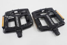 """Specialized Bennies Aluminum Platform Mountain Bicycle Pedals 9/16"""" Thread"""