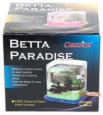 CLASSICA BETTA PARADISE TANK (1.9 LITER) 1/2 GALLON