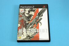 Playstation PS2 - Metal Gear Solid 2 - Sons of Liberty - Komplett in OVP