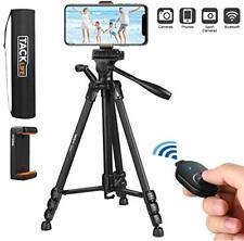 Tripod 150cm Camera Tripods with Bluetooth