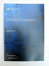 Prince2 Foundation Sample Paper 2 by QA