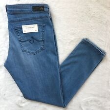 AG Adriano Goldschmied The Legging Ankle Super SKINNY Jeans Womens Size 31