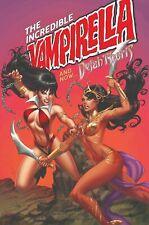 Vampirella Dejah Thoris #1 SabineRich EXCLUSIVE Hulk #181 First Wolverine Homage