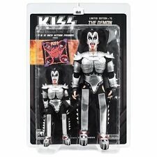 KISS Mego Style Action Figure 8 & 12 Inch Packs: The Demon Sonic Boom Edition