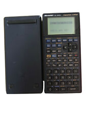 Sharp EL-9400 Graphic Calculator Equation Editor LCD graphical