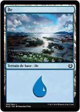 MTG Magic KLD FOIL - Island/Île, #255, French/VF