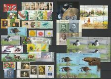 Moldova 2019 Complete / Full year set MNH stamps, blocks, sheets and booklet
