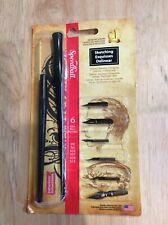 Speedball Sketching Pen Set Drawing Art Supplies Calligraphy