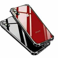 For Apple iPhone SE 2020 ULTRATHIN CLEAR Hard CASE Shockproof TPU GEL COVER