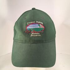 Creasy Mahan Nature Preserve Embroidered Adjustable Hat Cap