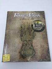 Prince of Persia Collector's Limited Edition Strategy Guide Book With Art Print