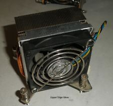 HP DC5100 DC7100 CPU Heatsink w/ 4-Pin Fan 411459-001