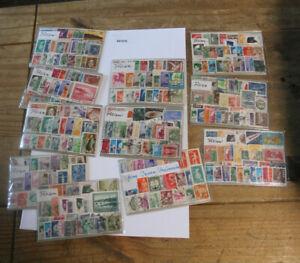 MF 597476/ Asien CHIN AJAPAN usw Briefmarken Lots im Umschlag
