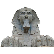SPHINX Egyptian Monolith CARDBOARD CUTOUT Standup Standee Poster FREE SHIPPING