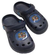 Chaussures bleues en synthétique pour garçon de 2 à 16 ans pointure 24