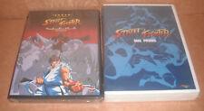 Street Fighter Alpha Movie & Street Fighter - Soul Powers Set NEW DVD