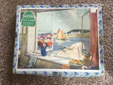 Vintage Victory Wooden Jigsaw Puzzle Series P3 In Box Vgc