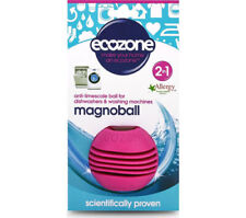 Ecozone Magnoball anti limescale (Pack of 2)