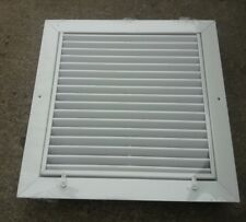 Grille Tech Rafgs1212 - Aluminum Return Air Filter Grille 12×12 (Case Of 7)