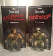 Funko Savage World Horror Films Set Of 2 Freddy vs. Jason