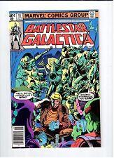 Marvel Battlestar Galactica #11 - Simonson Art - Vf Jan 1980 Vintage Comic