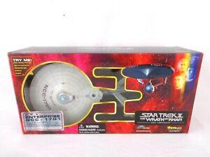 Star Trek USS Enterprise NCC-1701 Art Asylum Diamond Select Wrath Of Khan Boxed