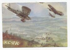 K124-AVIAZIONE-OSSERVAZIONE AEREA TERRESTRE 1943