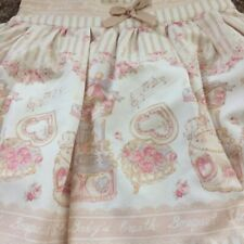 Authentic LIZ LISA Merry Go Round Lolita Bow Skirt