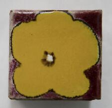 Vintage Malibu Flower Tile California
